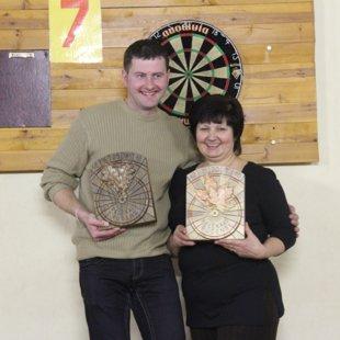 2010. gada čempioni Biruta Skvirecka & Ingus Trušinskis