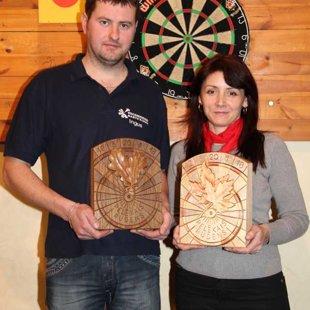 2011. gada čempioni Areta Kovaļevska & Ingus Trušinskis
