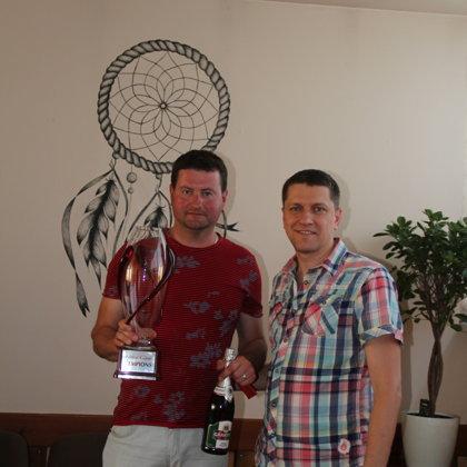 Ingus Trušinskis 2017./18. sezonas čempions