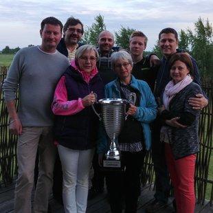 2016./17. sezonas komandu čempioni Vecumnieki